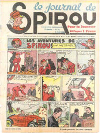 Le journal de Spirou N° 103 du 4 avril 1940