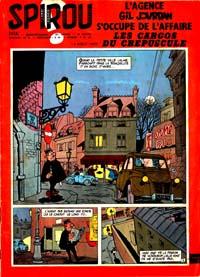 Spirou N° 1113 du 13 août 1959