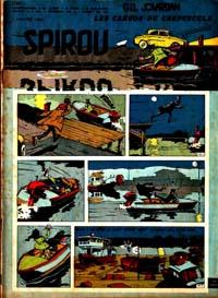 Spirou N° 1134 du 7 janvier 1960
