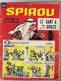Spirou N° 1389 du 26 novembre 1964