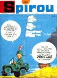 Spirou N° 1453 du 17 février 1966