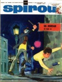 Spirou N° 1637 du 28 août 1969