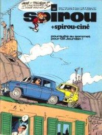 Spirou N° 1693 du 24 septembre 1970