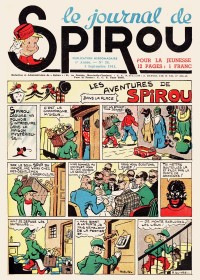 Le journal de Spirou N° 177 du 4 septembre 1941