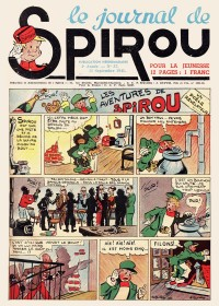 Le journal de Spirou N° 178 du 11 septembre 1941