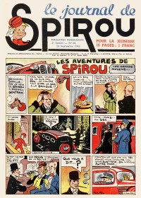 Le journal de Spirou N° 180 du 25 septembre 1941