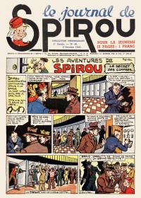Le journal de Spirou N° 181 du 2 octobre 1941