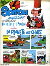 Spirou N° 2212 du 4 septembre 1980