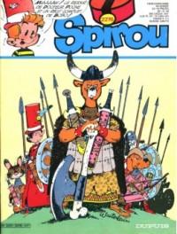 Spirou N° 2276 du 26 novembre 1981