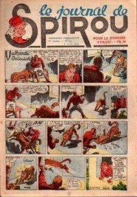 Le journal de Spirou N° 260 du 8 avril 1943
