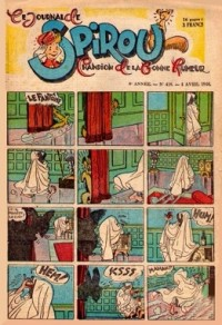 Le journal de Spirou N° 416 du 4 avril 1946