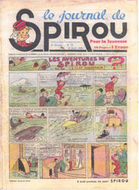 Le journal de Spirou N° 51 du 6 avril 1939