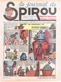 Le journal de Spirou N° 78 du 12 octobre 1939